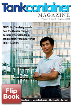 Tank Container Magazine Issue 3