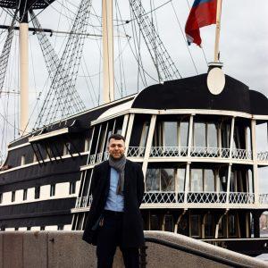 Alexander Alexeev, General Director of Infotech-Baltika M