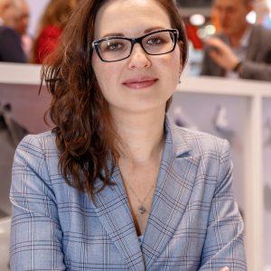 Julia Nekrasova, head of Modul