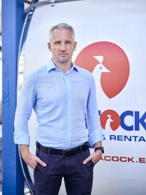 Jesse Vermeijden, Peacock CEO