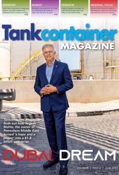 Tankcontainer Magazine